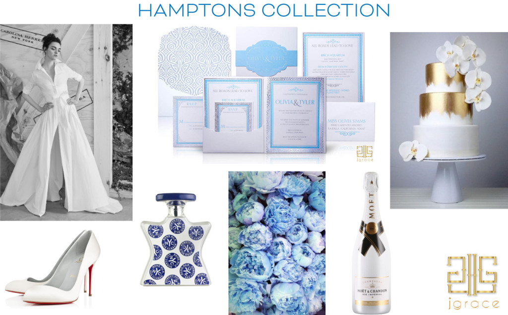 HAMPTONS INSPIRATION BOARD
