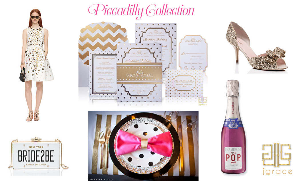 PICCADILLY INSPIRATION BOARD